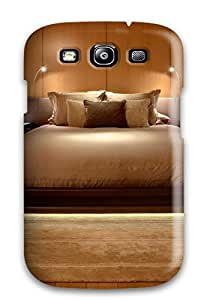 For Galaxy Case, High Quality Hotel Room For Galaxy S3 Cover Cases