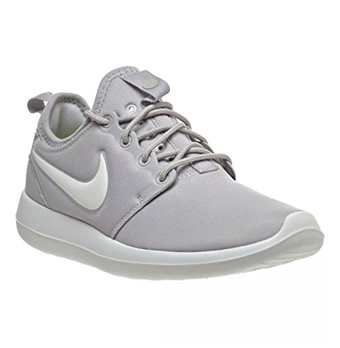 best service 3bfc2 3878a NIKE Roshe Two 2 Womens Light Iron Ore Volt Volt Light Iron Ore 844931-003  (9.5)  Amazon.co.uk  Shoes   Bags