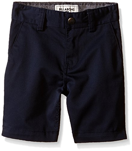Billabong Boys' Kids Carter Short, Indigo, 5 Months