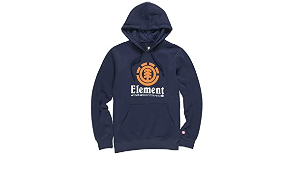 Element Niños con Capucha Vertical Ho Boy - Eclipse Marina, Eclipse Navy, 16: Amazon.es: Deportes y aire libre