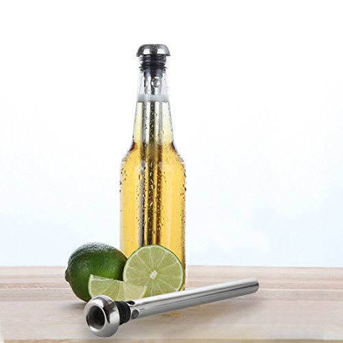 Lily's Home Beer Chiller Stick, Beer Cooler - 2 Pack (Cooler Chillsner Set Beer)
