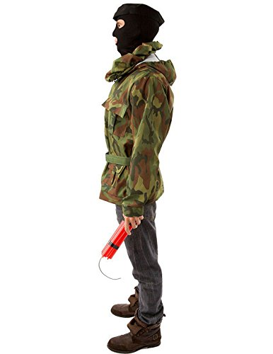 Amazon.com: Orion Costumes Mens revolución Guerrilla ...