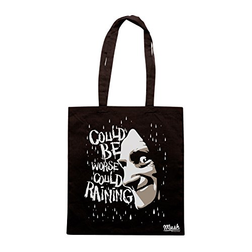 Borsa FRANKENSTEIN JUNIOR MEL BROOKS -IGOR - Nera - FILM by Mush Dress Your Style