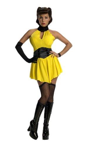 The Watchmen Sally Jupiter Adult Costume - -