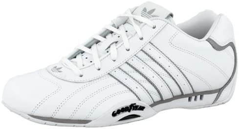 adidas Originals Hombre Adi Racer Low Low-Top Zapatillas, Blanco ...