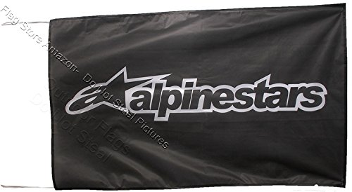 ALPINESTAR FLAG BANNER 3 X 5 ft Flags & Banners Incorporated