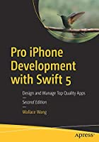 Pro iPhone Development with Swift 5, 2nd Edition Front Cover