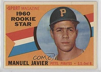 javier baseball julian Vintage