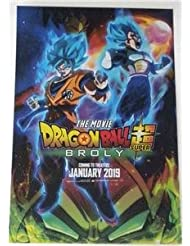 NYCC 2018 Poster DRAGON BALL SUPER The Movie BROLY