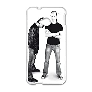 HTC One M7 Cell Phone Case Covers White Petsch Moser Unique Phone Case Covers Fashion XPDSUNTR21134