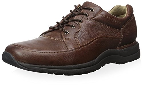 Rockport Men's Path To Change Oxford- Brown Pull-12  - Pull 12