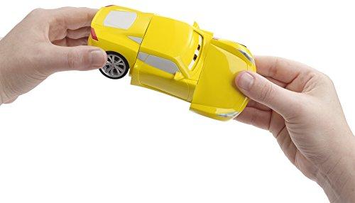 Disney Pixar DYW40 Cars 3 Race and Reck Cruz Ramirez Vehicle Toy