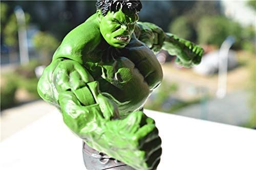 Marvel Avengers Toys - Red Giant Joint Movable King Hulk ...