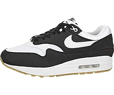 05ad1300b57bf Nike Women's WMNS Air Max 1 Gymnastics Shoes, Black (Black/White/Gum