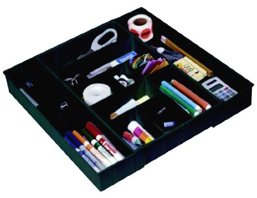 desk drawer organizer adjustable - 2