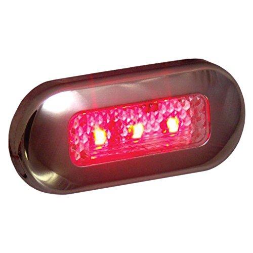 Red Led Courtesy Lights - 9