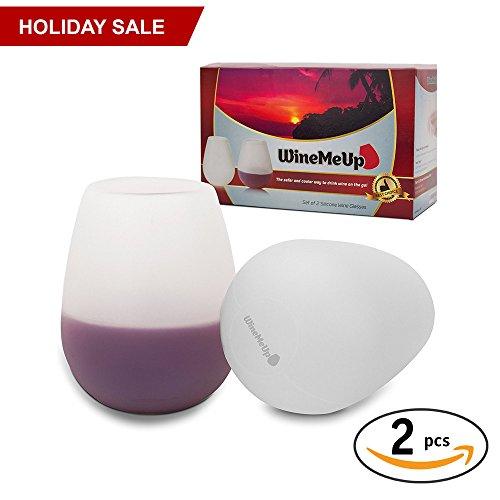 silicone wine glasses - 4