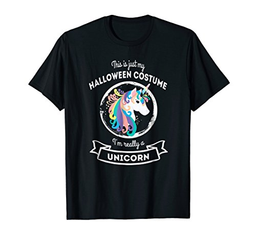 Unicorn Halloween Costume T-Shirt