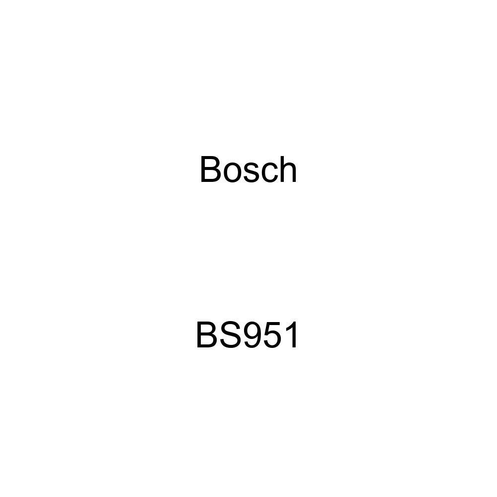 Bosch BS951 Blue Disc Parking Brake Shoe Set