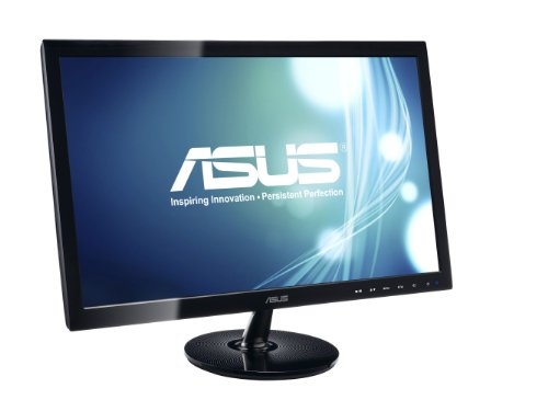 "ASUS VS238H-P 23"" Full HD 1920x1080 2ms HDMI DVI VGA Back-lit LED Monitor"