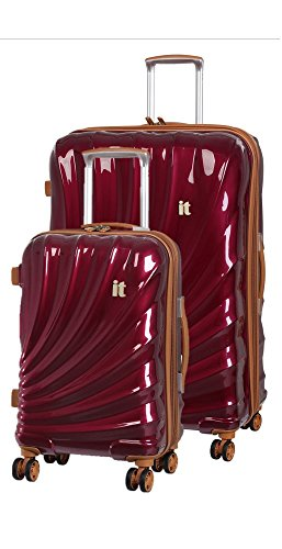 it luggage Bolero 8 Wheel Expandable 2-Piece Luggage Spinner Set: 28