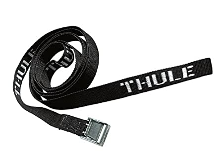 Set de 2 400 cm Thule 523000 Sangle de Fixation 523