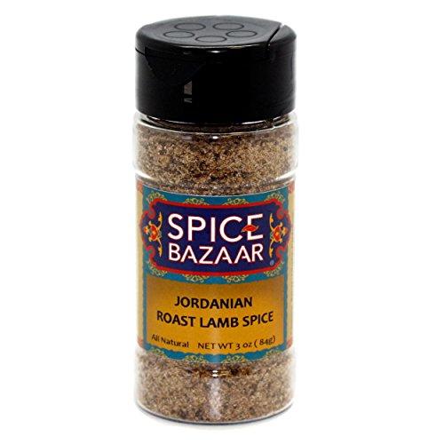 Spice Bazaar Roast Lamb Spice (Jordanian) - 3 (Lamb Roast)
