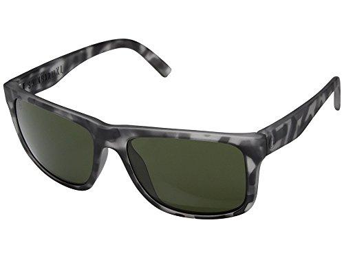 Electric Eyewear  Men's Swingarm XL Stone Tortoise/Ohm Grey - Warranty Electric Sunglasses