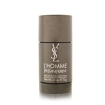 Yves Saint Laurent L homme Deodorant Stick for Men, 2.6 Ounce