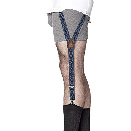 KK & JAY SUPPLY CO. - The ORIGINAL Premium Stay Tucked Shirttail Garters - Made in Brooklyn USA -