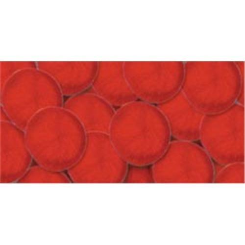 Darice Pom Poms 1 Inch Red 40 Pack
