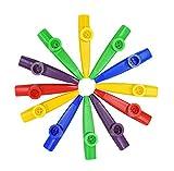12Pcs Kazoo With 20Pcs Kazoo Flute