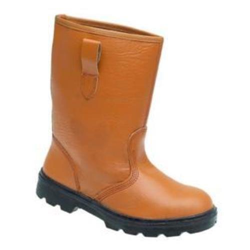 Himalayan Rigger, Zapatos de Seguridad Unisex Adulto Marrón (HellMarrón)