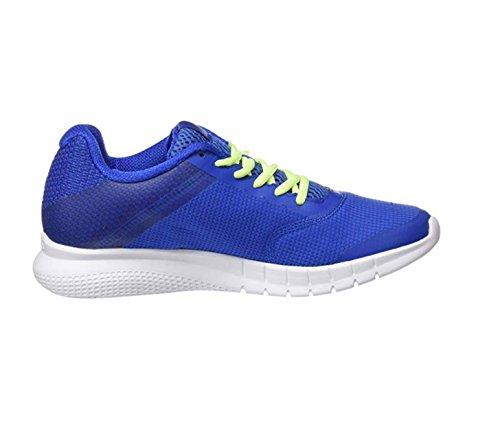 Vitale Run Bianco Running Print Blu Scarpe Reebok Flash Elettrico Donna blu Lite x8wgEHa