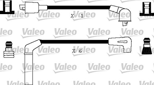 Valeo 346169 Ignition Cable: