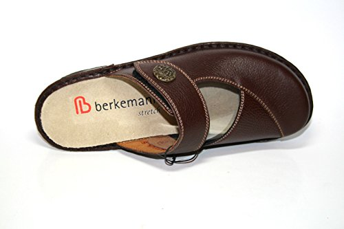 Berkemann Women's Clogs Black Black Brown - BROWN 4W4aEdmmF5