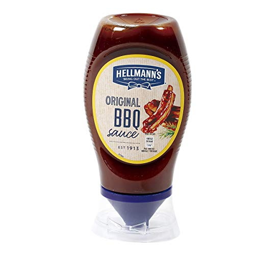 Hellmann's, Gran Salsa Barbecuesaus, 250 ml