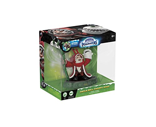 Skylanders Imaginators Jingle Bell Chompy Mage (Skylanders Accessories)
