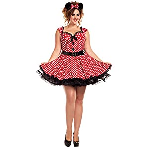 Plus Size Minnie Mouse Costumes for Women for Sale - Funtober Halloween