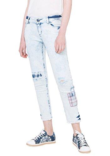 Desigual Damenjeans Jeans Modell DENIM JEANS 6