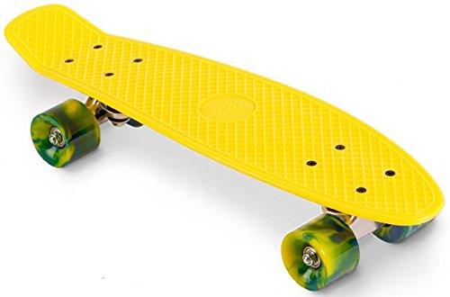 (Street Surfing The Original Beach Board Summer Fun - Yellow)