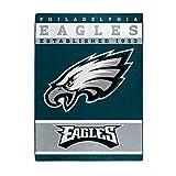 "NFL Philadelphia Eagles ""12th Man"" Raschel Throw"