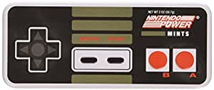 Nintendo Power Mints Display, Peppermint, 3.8 Pound