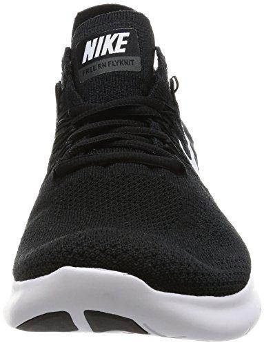 da Running Nike Flyknit Nero Free Wei Schwarz Scarpe Uomo 2017 RN c8FqfWFP