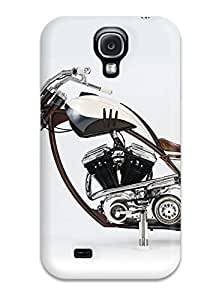 For Galaxy S4 Tpu Phone Case Cover(harley-davidson)