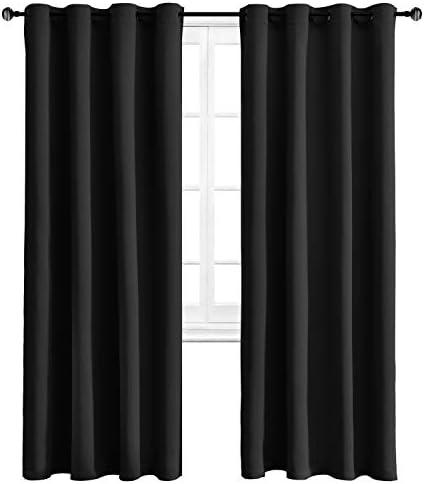 Reviewed: WONTEX Blackout Curtains