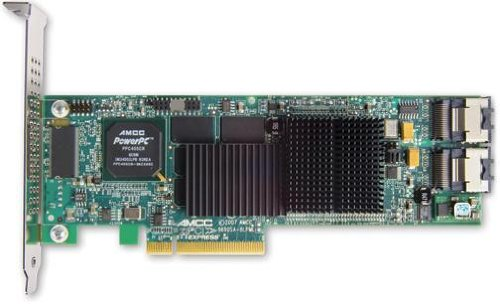 3ware Pci Express X8, Low Profile, 8-PORT (8 Internal Ports) Sas/sata Hardware Raid Ca - 9690SA-8I by 3ware