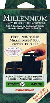 Cartridge P, 4-Pack ()
