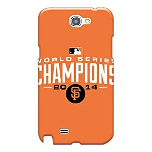 Pretty AgM727oPpT Sumsang Galaxy Note 2 Case Cover/ San Francisco Giants Series High Quality Case