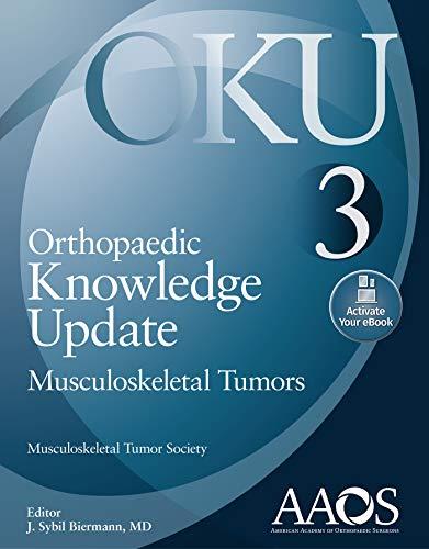 Orthopaedic Knowledge Update: Musculoskeletal Tumors 3: Print + Ebook with Multimedia